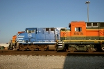 CEFX 1016 and BNSF 8615